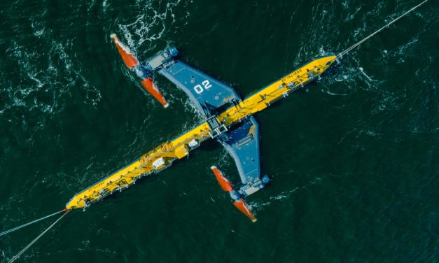 Perpetuus Tidal Energy Centre and Orbital Marine Power join forces