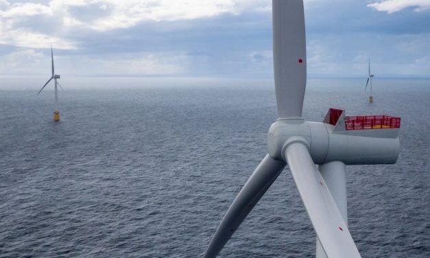 Equinor and Vårgrønn team up for floating wind at Utsira Nord