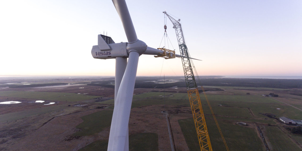 Vestas secures order for Yeongwol Eco Wind Project in South Korea