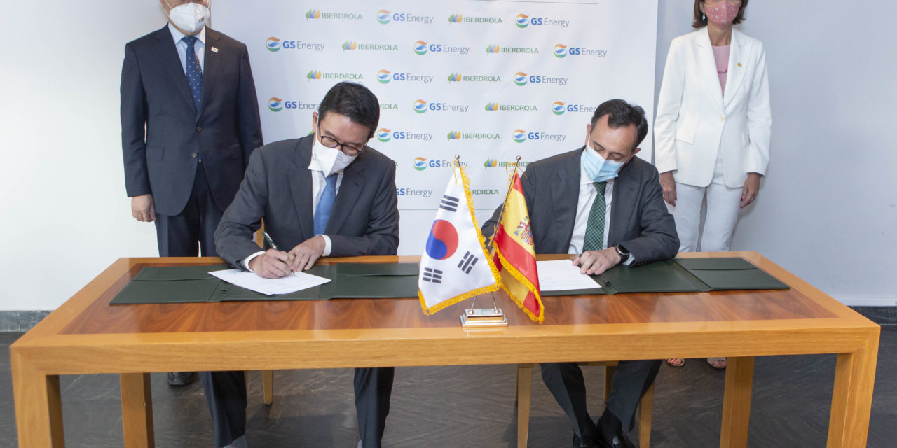 Iberdrola signs with GS Energy for renewables projects in Asia Pacific