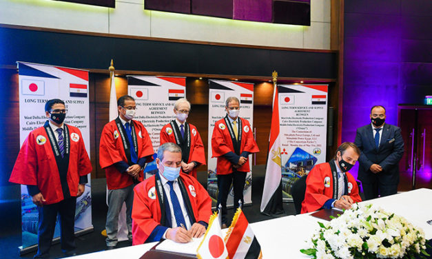 Mitsubishi Power concludes three LTSA contracts in Egypt