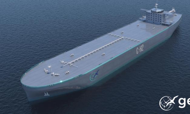 Wärtsilä and GEV to cooperate on propulsion solutions for hydrogen vessel