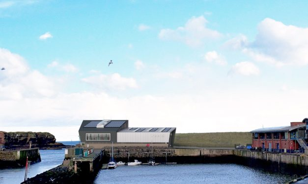 Two Scottish based companies selected to build NnG's O&M base