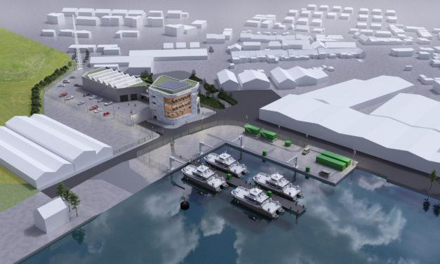 SSE Renewables unveils plans for O&M facility at Arklow Harbour
