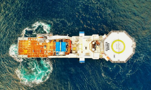 Solstad secures contract for CSV Normand Ocean