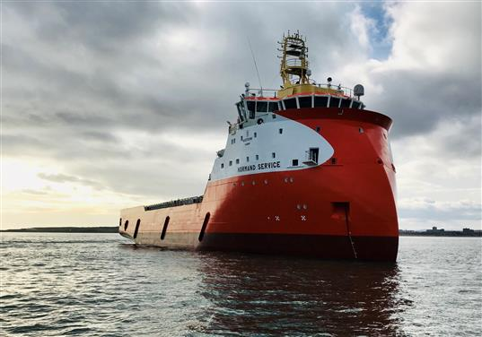 Solstad lands contract with Harbour Energy for PSVS in UK