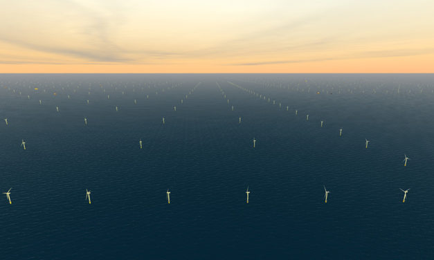 RWE begins construction of its offshore wind farm Sofia on Dogger Bank