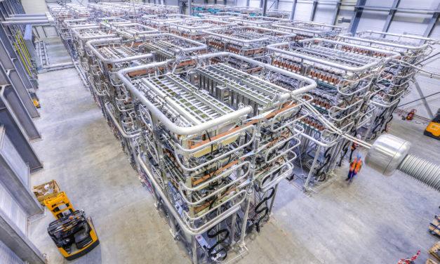 Siemens Energy makes renewable energy transportable on German SuedOstLink electricity highway