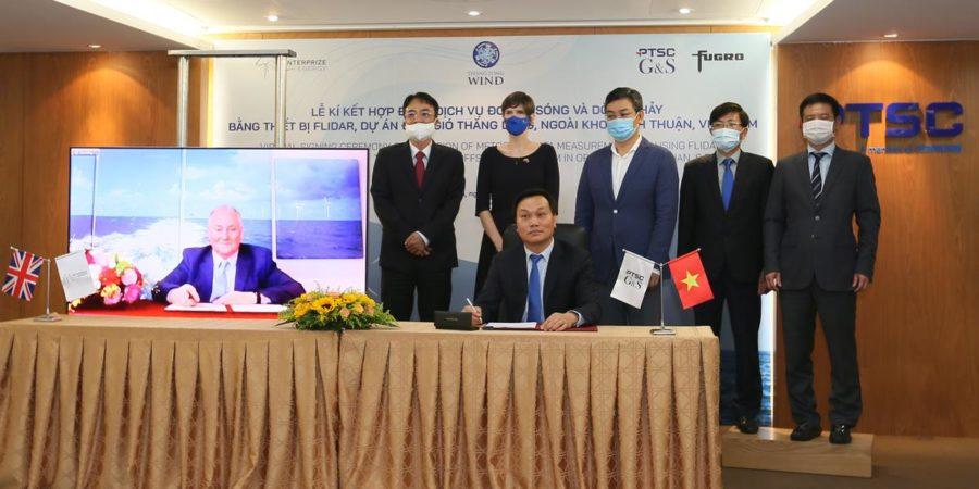 Fugro's SEAWATCH Wind Lidar Buoy Geo-data to support Vietnam's renewable energy transition