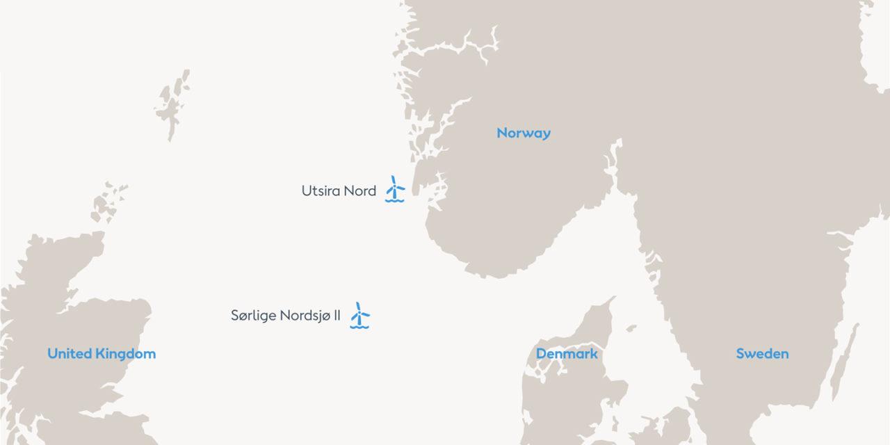 Ørsted joins Norwegian offshore wind consortium