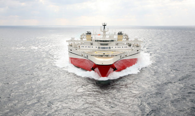 PGS and ION successfully complete Shell Egypt survey