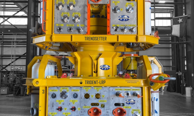 Interventek wins repeat business to supply open-water Revolution safety valves to Trendsetter