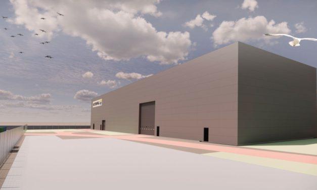 Vattenfall builds new European warehouse