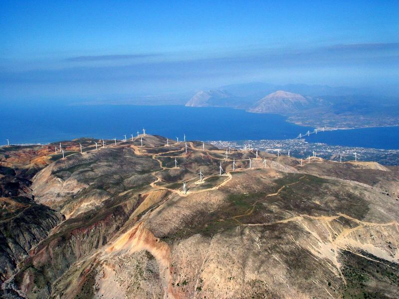 Cubico Sustainable Investments acquires Panachaiko wind farms