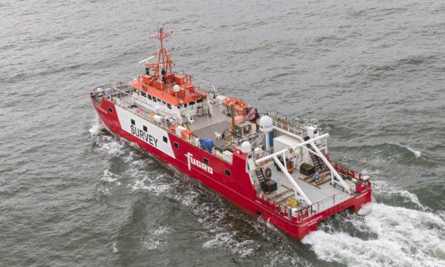 Five Estuaries appoints Fugro for offshore geophys studies
