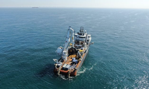 NKT completes offshore repair of the BritNed interconnector