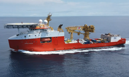 Solstad secures contract awards for two CSVs