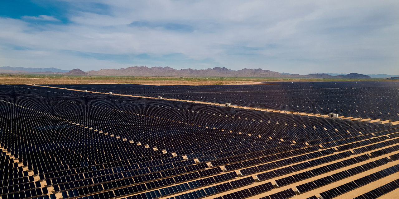 Longroad Energy completes Sun Streams 2 solar project term financing