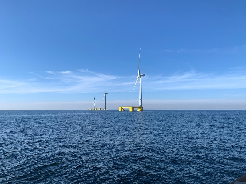 Ocean Winds and DISA have teamed up to develop offshore wind farms