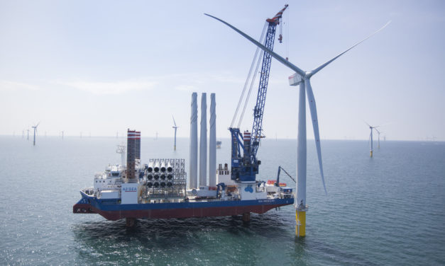Iberdrola awards fabrication of Baltic Eagle foundations to EEW SPC and Windar