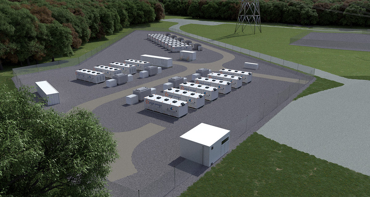 Wärtsilä to deliver 100MW of energy storage for Pivot Power projects