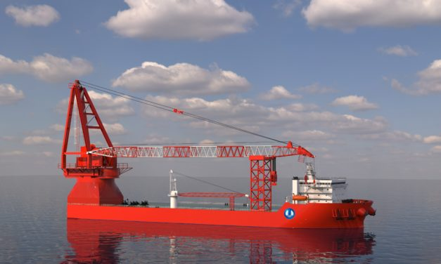 Wärtsilä to provide thrusters for two wind farm turbine vessels