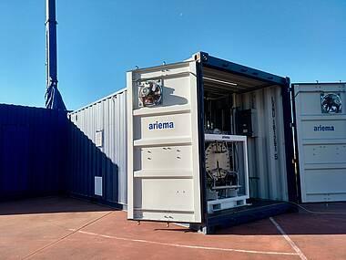 AEG Power Solutions and ARIEMA Energía y Medioambiente partnering on hydrogen