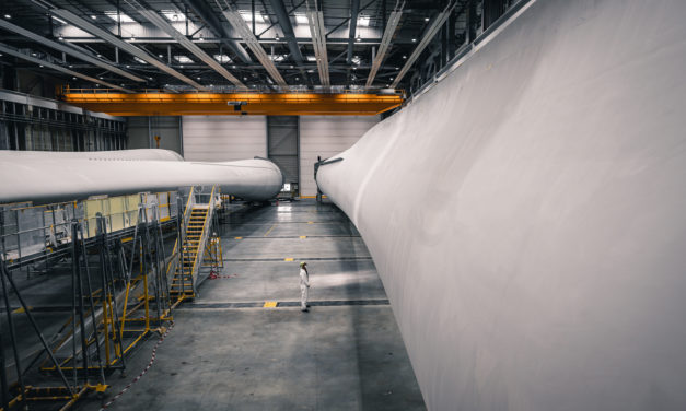 GE Renewable Energy to invest in expansion of Blade facility in Gaspé