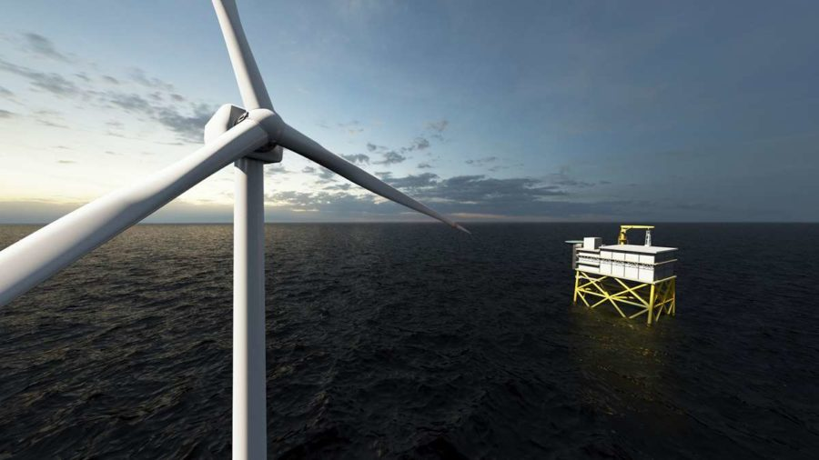 Aker Solutions lands major offshore wind contract