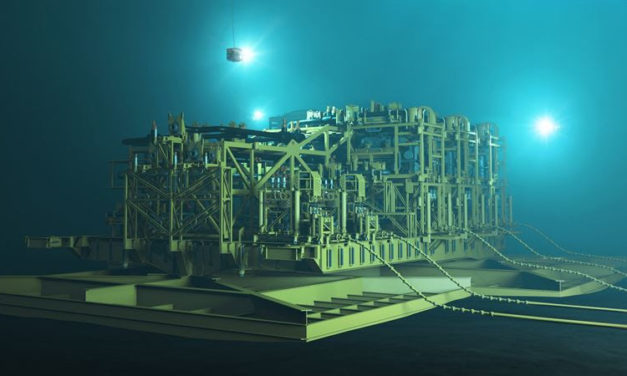 Aker Solutions secures subsea gas compression contract