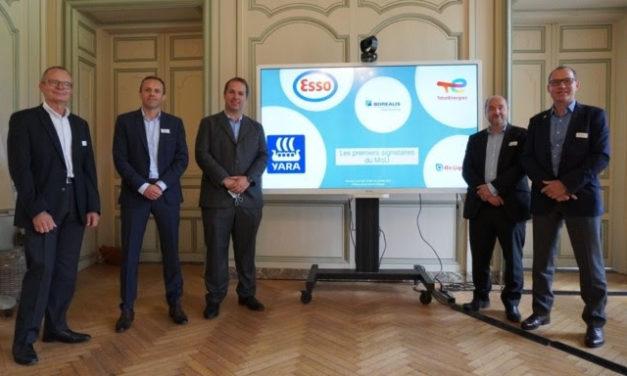 Air Liquide, Borealis, Esso, TotalEnergies and Yara collaborate