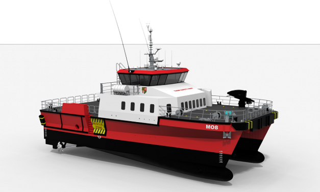 Manor Marine secures Mainprize MO8 vessel build contract