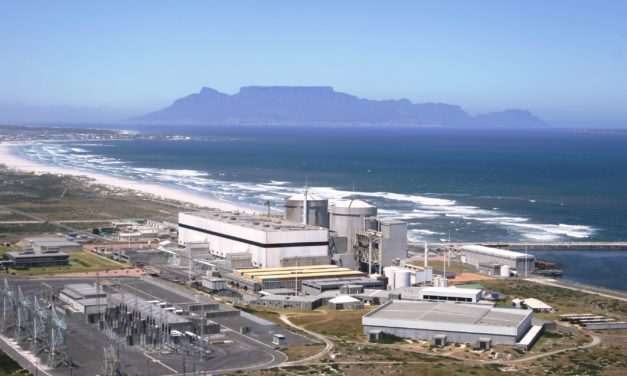 Jacobs selected to support South Africa nuclear power plant
