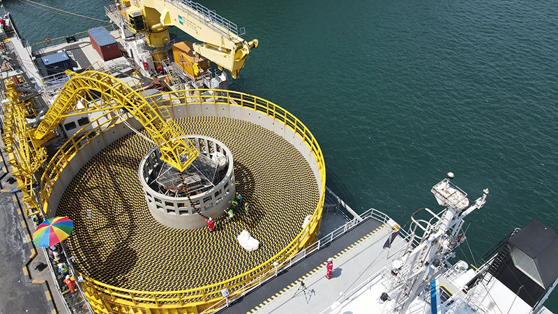 LS Cable & System wins order for submarine cables in Taiwan
