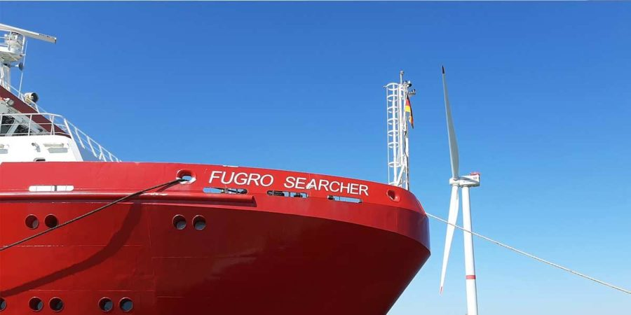 Fugro secures another BSH site characterisation contract