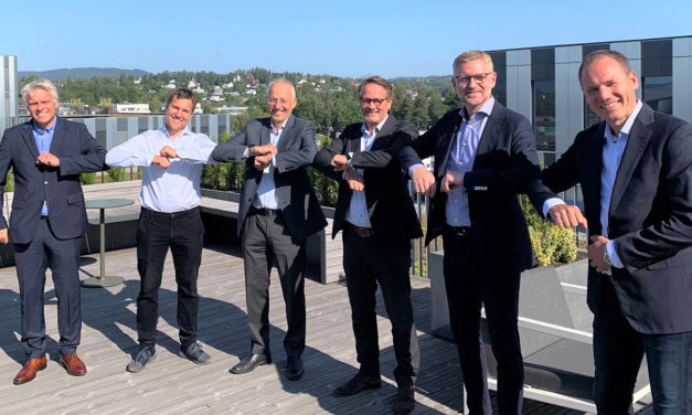 ABB-Aker Solution collaborate to propel development of the ocean space