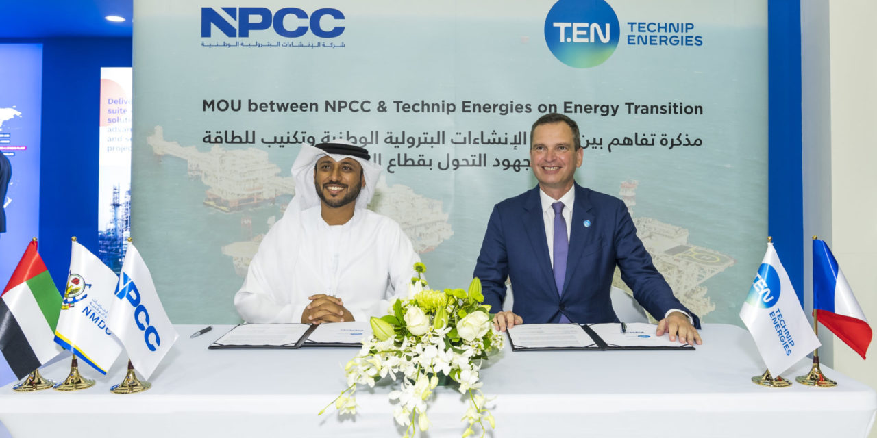 Technip Energies partners with NPCC to advance energy transition
