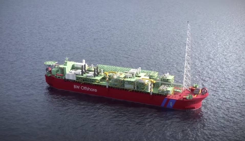 BW Offshore announces Barossa FPSO equity joint venture