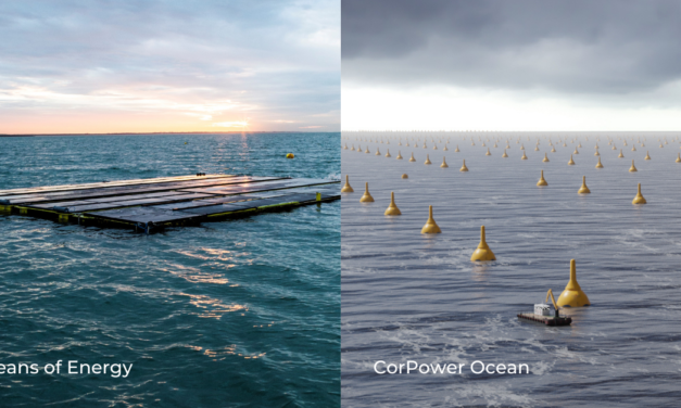 EU-SCORES project aims to deliver hybrid offshore marine energy parks