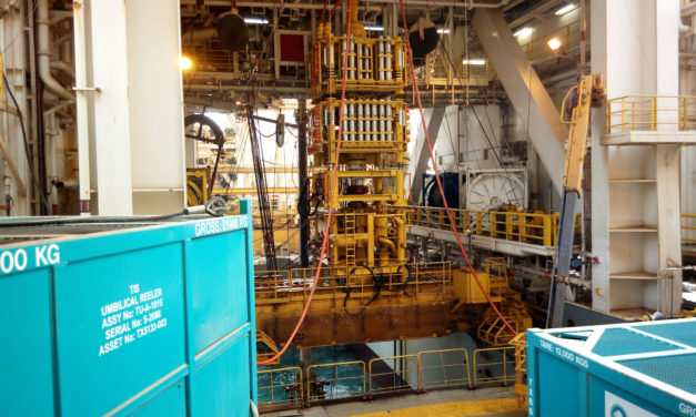 Expro completes first subsea abandonment intervention riser project