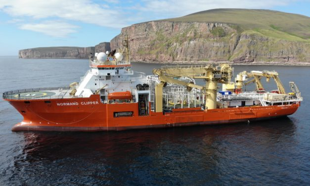 Global Offshore lands array cable installation contract