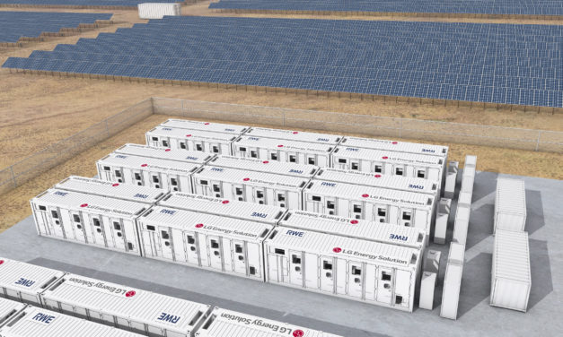 RWE inks deal with LG Energy Solution to procure energy storage systems