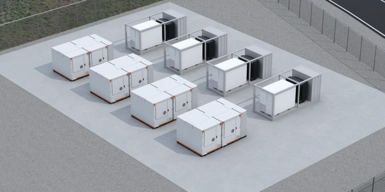 Wärtsilä energy storage solution to support mining operations for Zenith