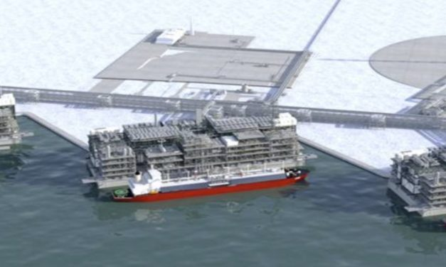 First modules delivered for the Arctic LNG 2 project