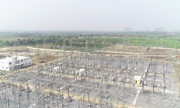 Linxon completes construction of 400 kV AIS substation at Chandauti, India