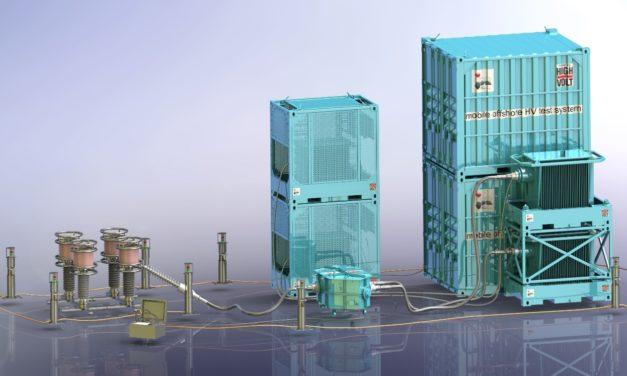 JDR adopts new resonant test technology from HIGHVOLT