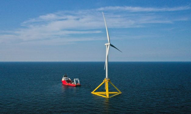 RWE, NTE and Havfram: joint participation in floating offshore wind project