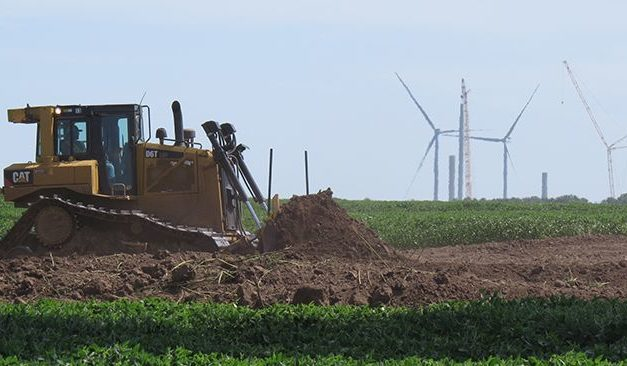 Duke Energy Sustainable Solutions announces its first wind energy project
