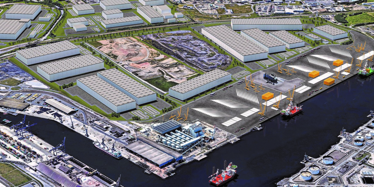 GE Renewable Energy receives official planning approval