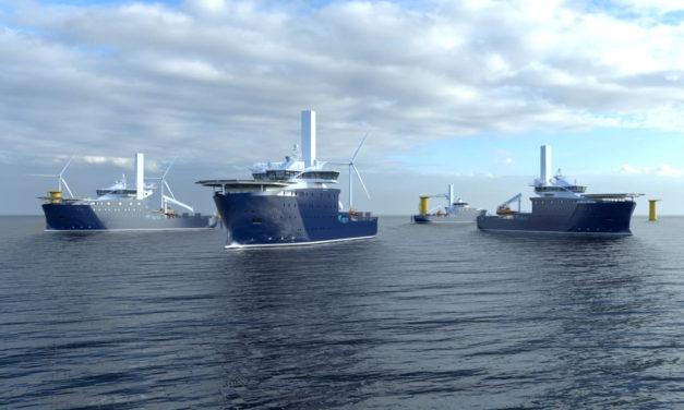 Kongsberg Maritime to deliver PM propulsion for offshore wind vessels